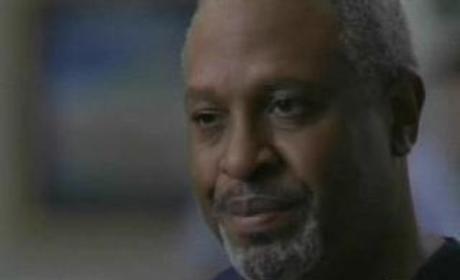 A Weary Dr. Webber