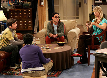 Watch The Big Bang Theory Season 3 Episode 5 Online