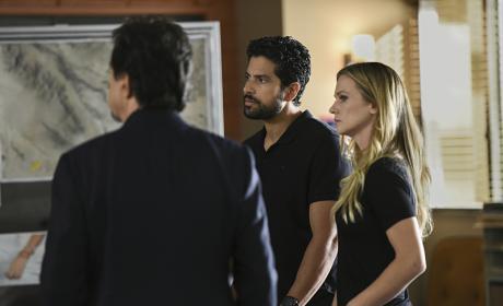Listening Intently - Criminal Minds Season 12 Episode 1