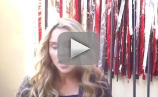 The Originals Set Visit: Claire Holt Interview