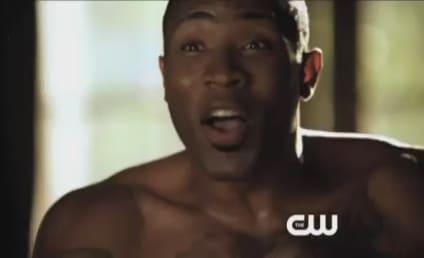 Men of The CW: At Work, Shirtless!