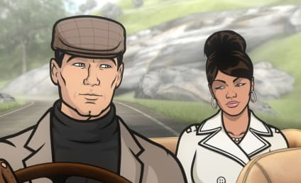 Archer Season 6 Episode 11 Review: Achub Y Morfilod