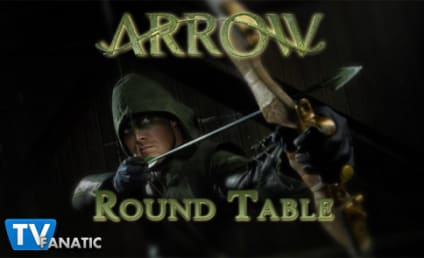 "Arrow Round Table: ""The Scientist"""