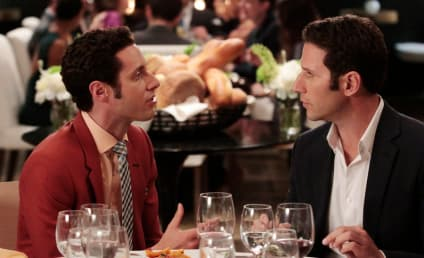Royal Pains Review: Risky Business