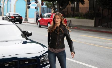 Beckett on the Street