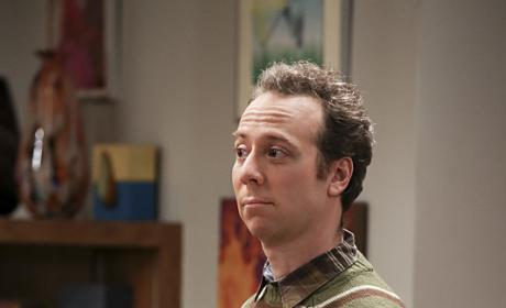 Stuart Makes an Appearance - The Big Bang Theory Season 10 Episode 6