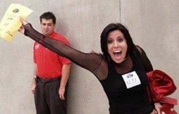 Gina Glockson … Movin On!