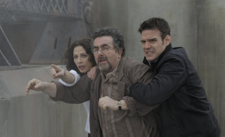 Warehouse 13 Review: Season Two Premiere