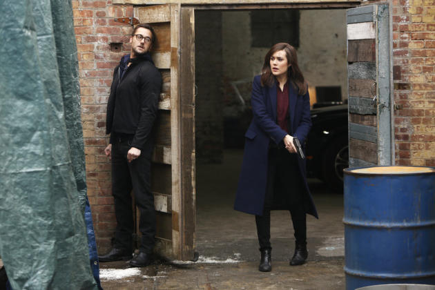 Liz Enters Tom's Lair