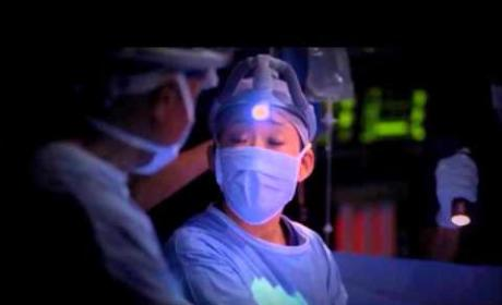 Cristina Operates in the Dark