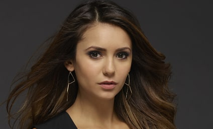Nina Dobrev: Bound for The Originals!