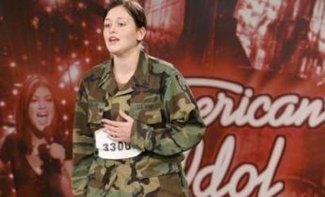 Actually, the Army Recruiter is Next Door
