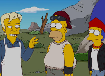 Watch The Simpsons Season 23 Episode 14 Online