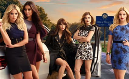 Pretty Little Liars: New Cast Photo Sheds Some Light on 6B