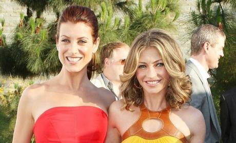 Kate Walsh Attends Crysalis Butterfly Ball