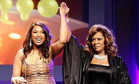 J-Hud and Patty LaBelle