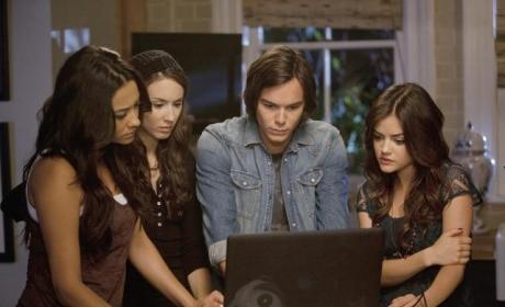 Tyler Blackburn to Star on Ravenswood, Leave Pretty Little Liars