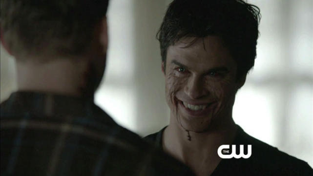 Very Dark Damon