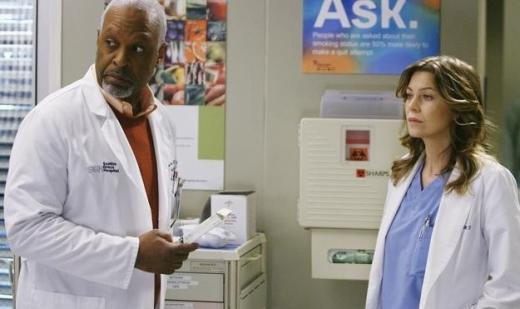 Chief and Meredith