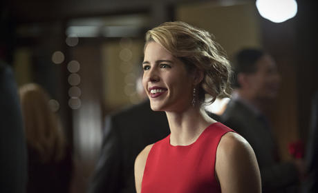 Cheery Smile - Arrow Season 4 Episode 9