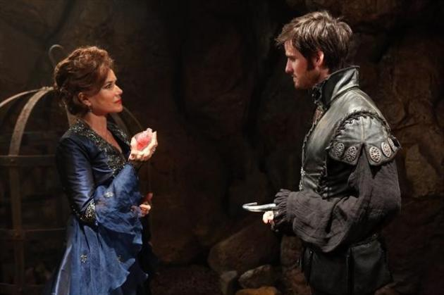 Cora and Hook