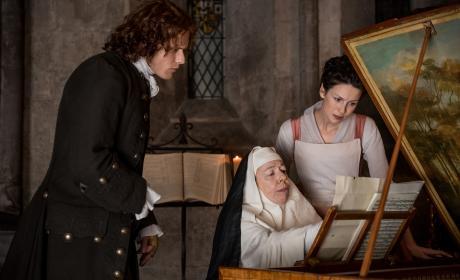 Help When He Needs It - Outlander Season 2 Episode 3