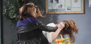 Days of Our Lives Photo Preview: Catfight!