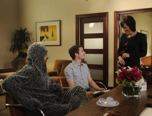 Jane Kaczmarek on Wilfred