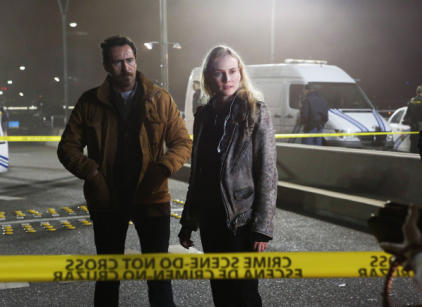 Watch The Bridge Season 1 Episode 1 Online