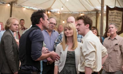 Justified Review: Major Marshal Stiffy