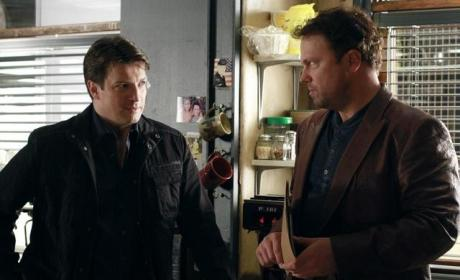 Adam Baldwin as Detective Slaughter