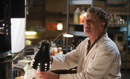 Fringe Season 4 Sneak Peek: Analyze Away!