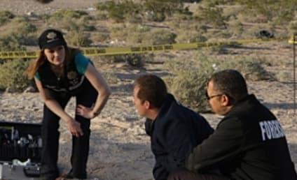 CSI Spoiler Pics from Season Finale