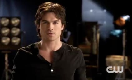 The Vampire Diaries Cast Thanks Facebook Fans [Video]