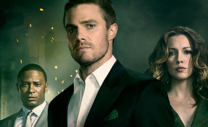 Arrow Exclusive: May Sweeps Poster Hints at Disaster to Come ...