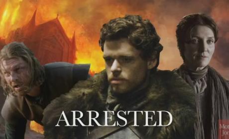 Robb Stark Attack Ad