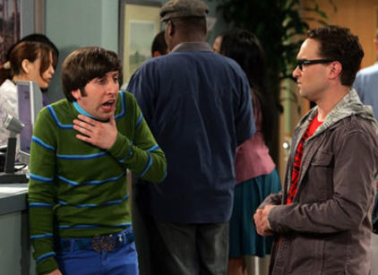 Watch The Big Bang Theory Season 1 Episode 16 Online