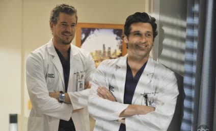 Grey's Anatomy Caption Contest CXXXIX