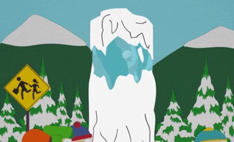Prehistoric Ice Man Picture