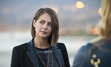 Pensive Thea - Arrow Season 4 Episode 9