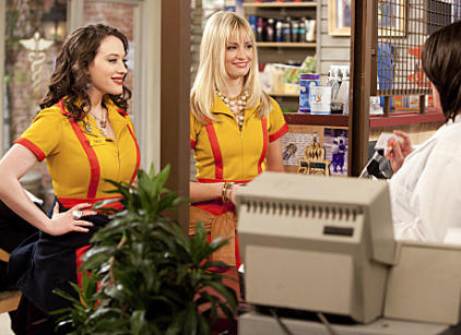 Watch 2 Broke Girls Season 1 Episode 17 Online