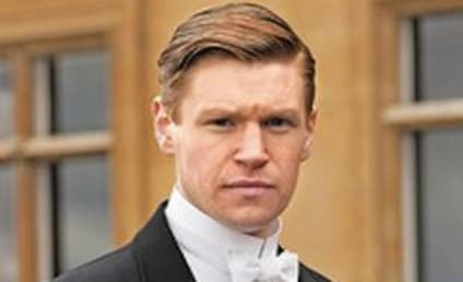 Matt Milne to Play New Servant on Downton Abbey