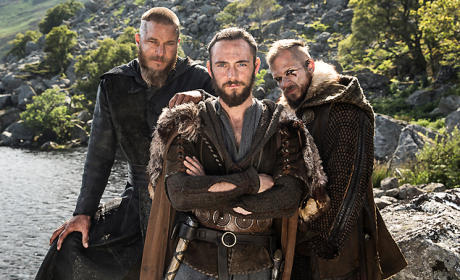 "Vikings Photos from ""Born Again"""