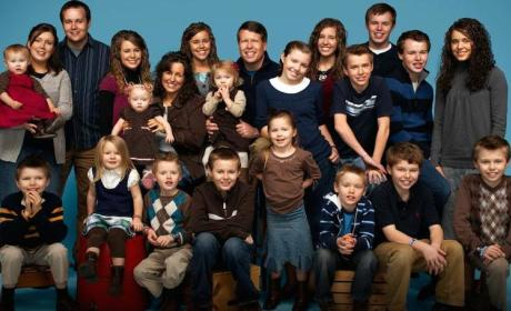 19 Kids and Counting Cast Photo