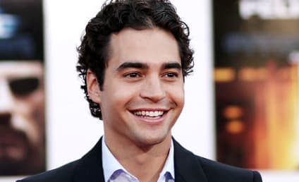 Ramon Rodriguez Cast as Bosley on Charlie's Angels