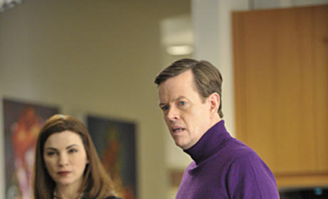 Dylan Baker on The Good Wife