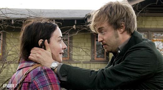 Tanya and Pierce
