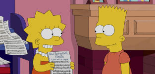 The Simpsons Season 26 Episode 13 Review: Walking Big & Tall