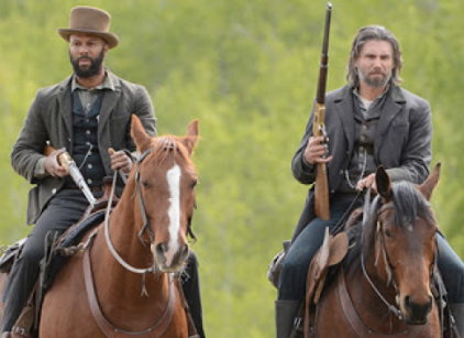 Watch Hell on Wheels Season 3 Episode 3 Online