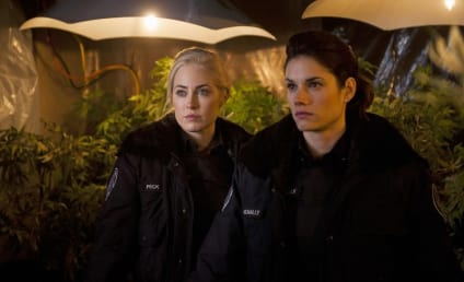 Rookie Blue Review: Captains of the Universe